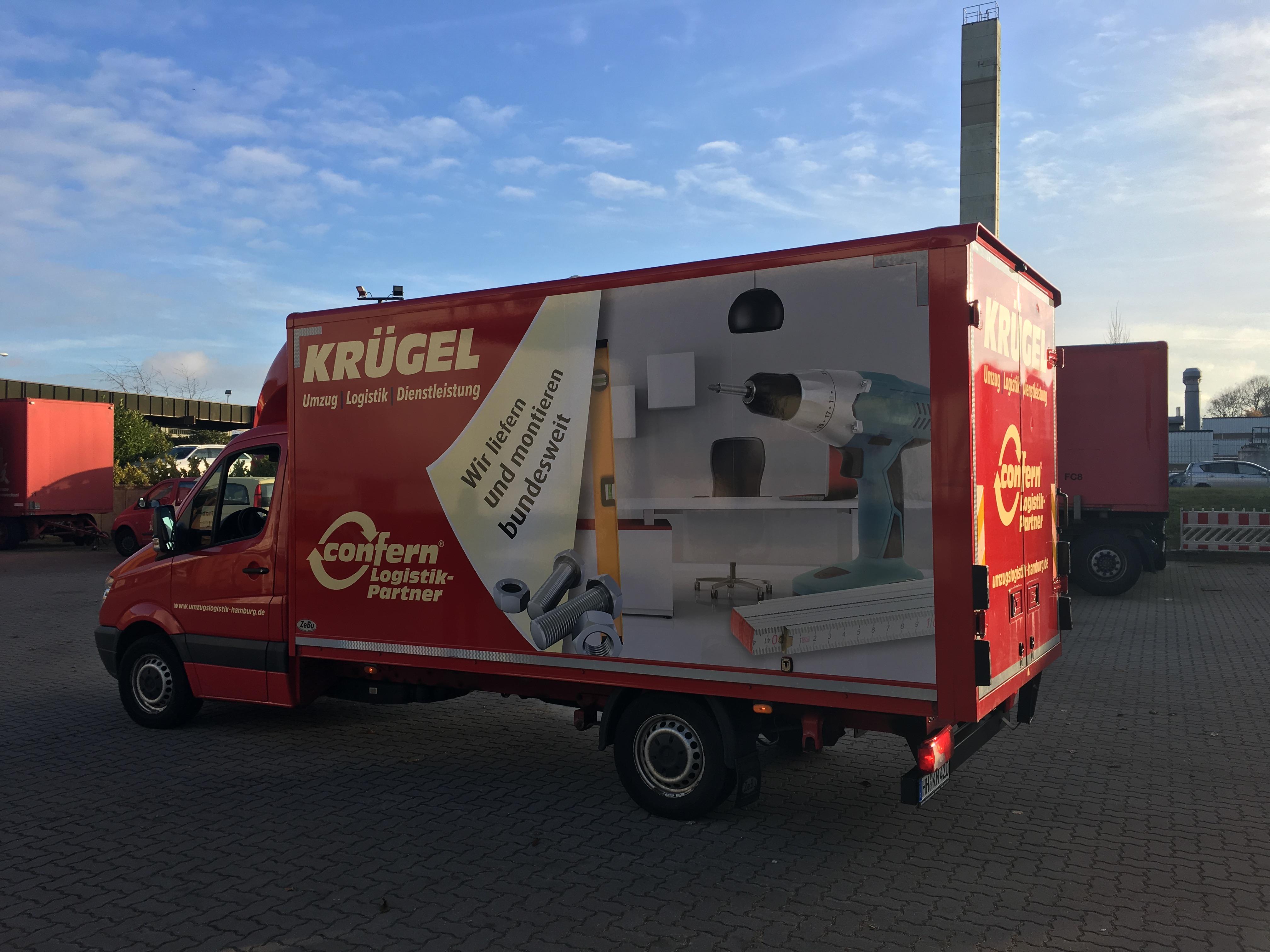 confern Möbeltransportbetriebe GmbH