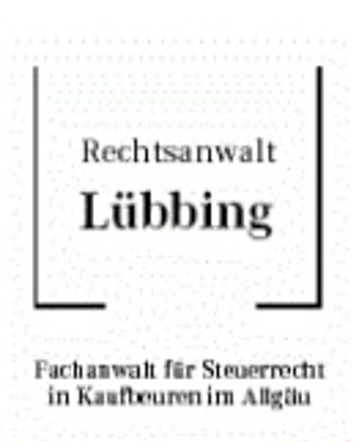 Bild zu Lübbing Ulrich, Rechtsanwalt in Kaufbeuren