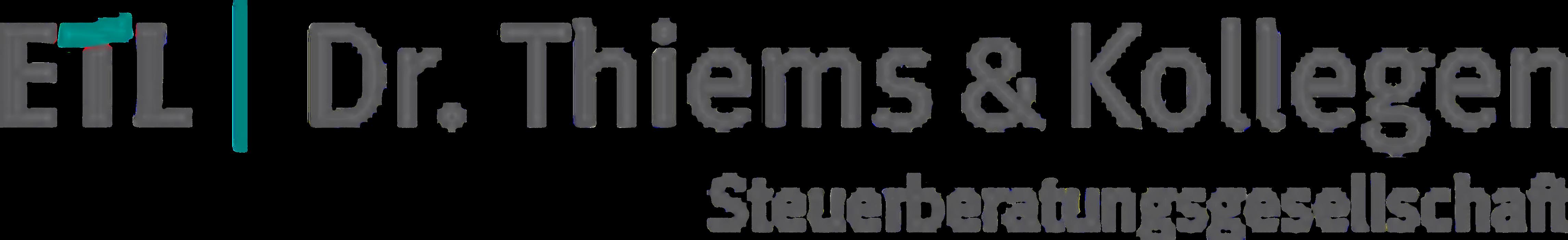 Bild zu ETL Dr. Thiems & Kollegen GmbH Steuerberatungsgesellschaft in Cuxhaven