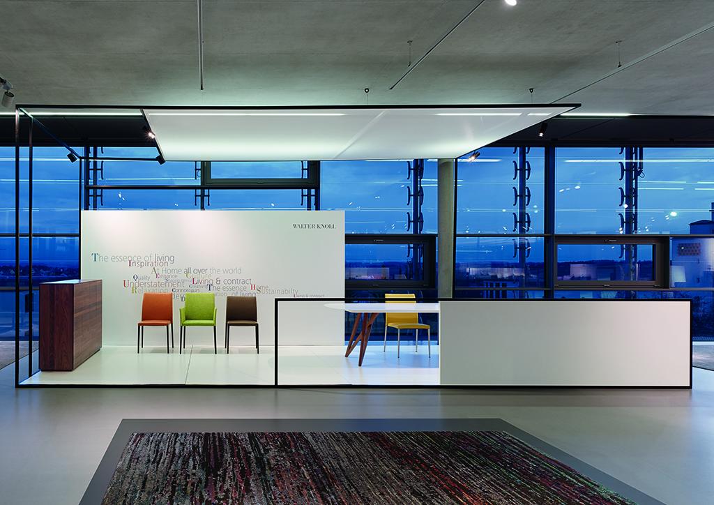 Walter Knoll Headquarter & Showroom Herrenberg