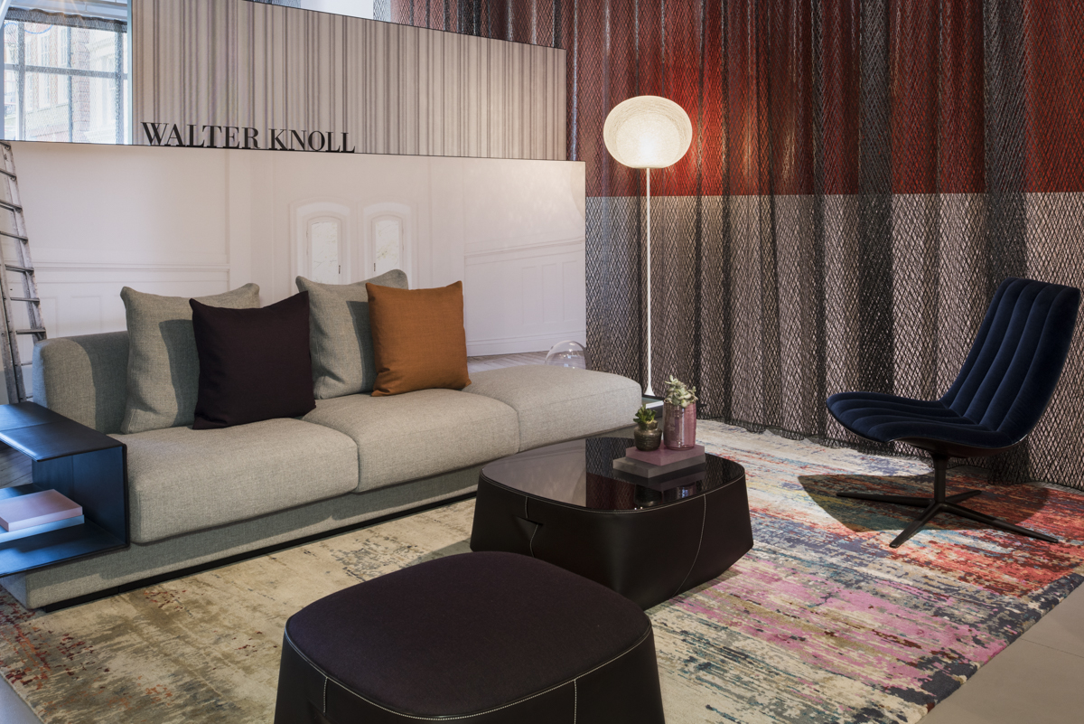 Walter Knoll Showroom London