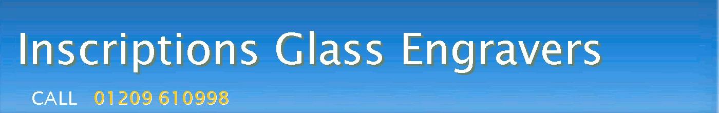 Inscriptions Glass