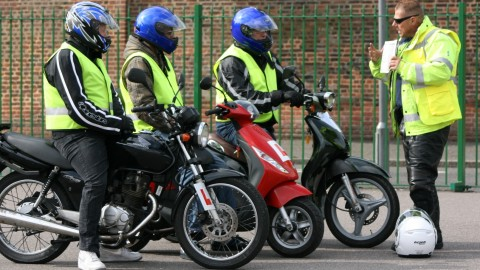 Moto-pass (Motorcycle Training) Ltd