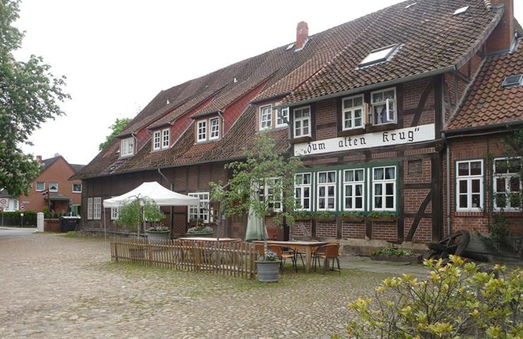 """Gasthof Tegtmeyer """"Zum alten Krug"""""""