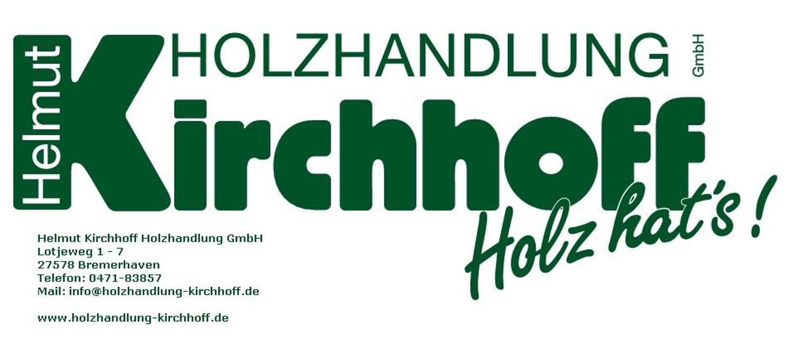 Bild zu Kirchhoff Holzhandlung GmbH in Bremerhaven