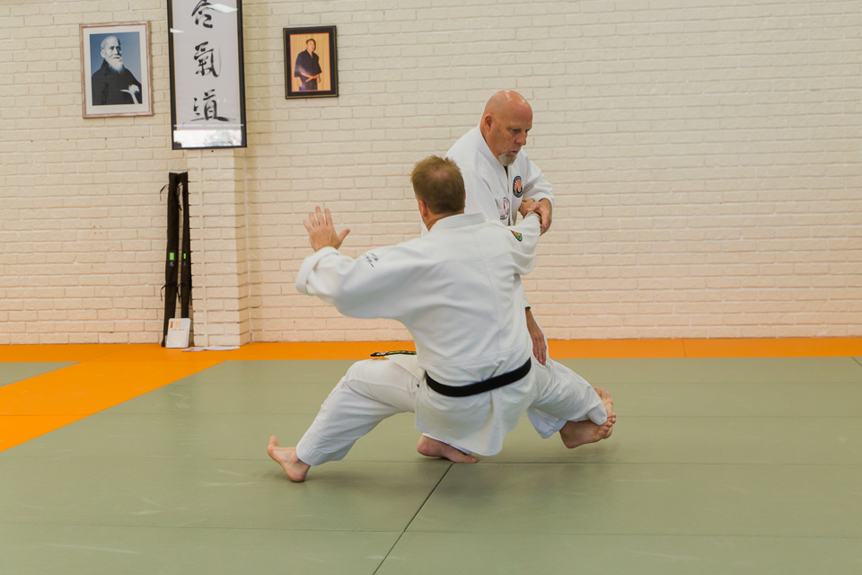 image of the West Coast Aikido Martial Arts Academy
