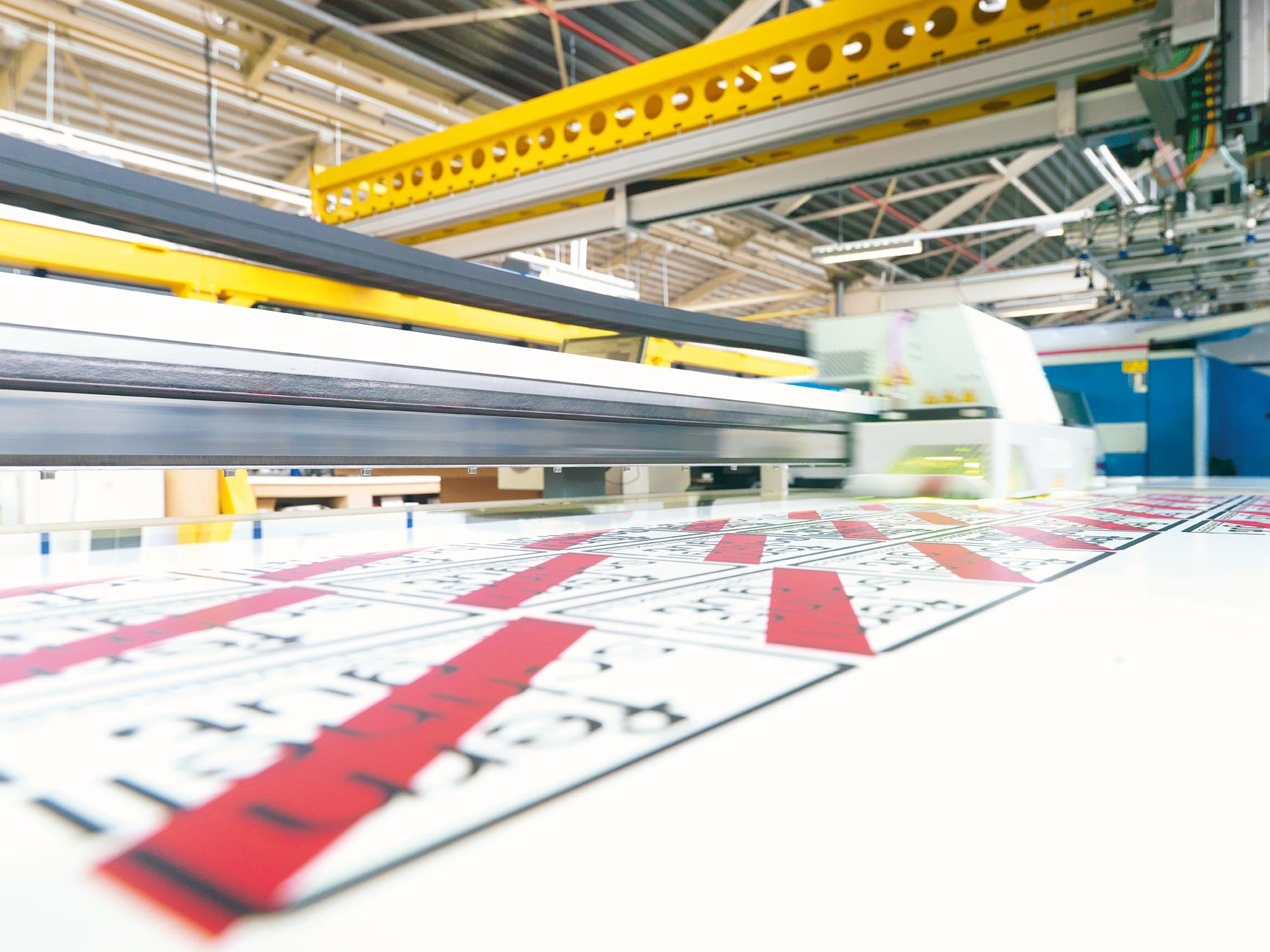 Heinrich Klar Schilder- und Etikettenfabrik GmbH & Co. KG