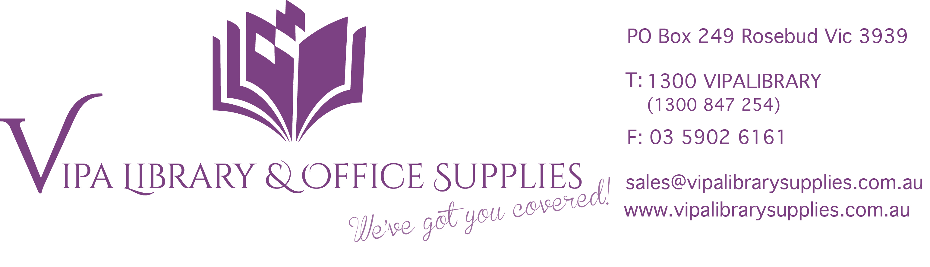 Vipa Library & Office Supplies