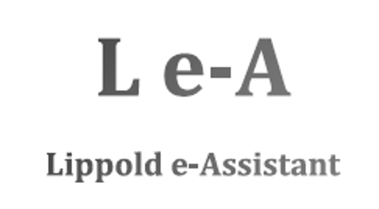 LeA Lippold e-Assistant