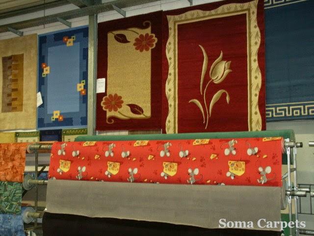 Soma Carpets Einzelhandel e.K.