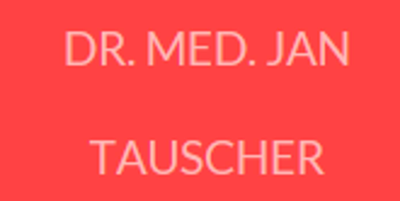 Logo von Dr. med. Jan Tauscher