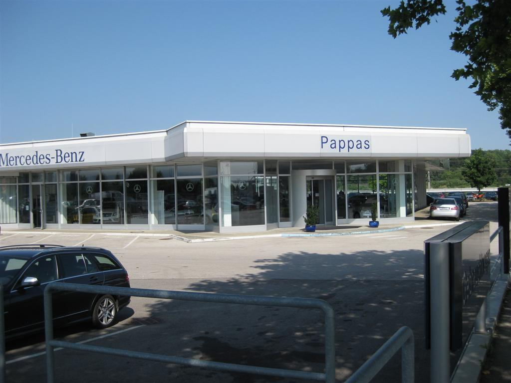 Pappas Automobilvertriebs GmbH