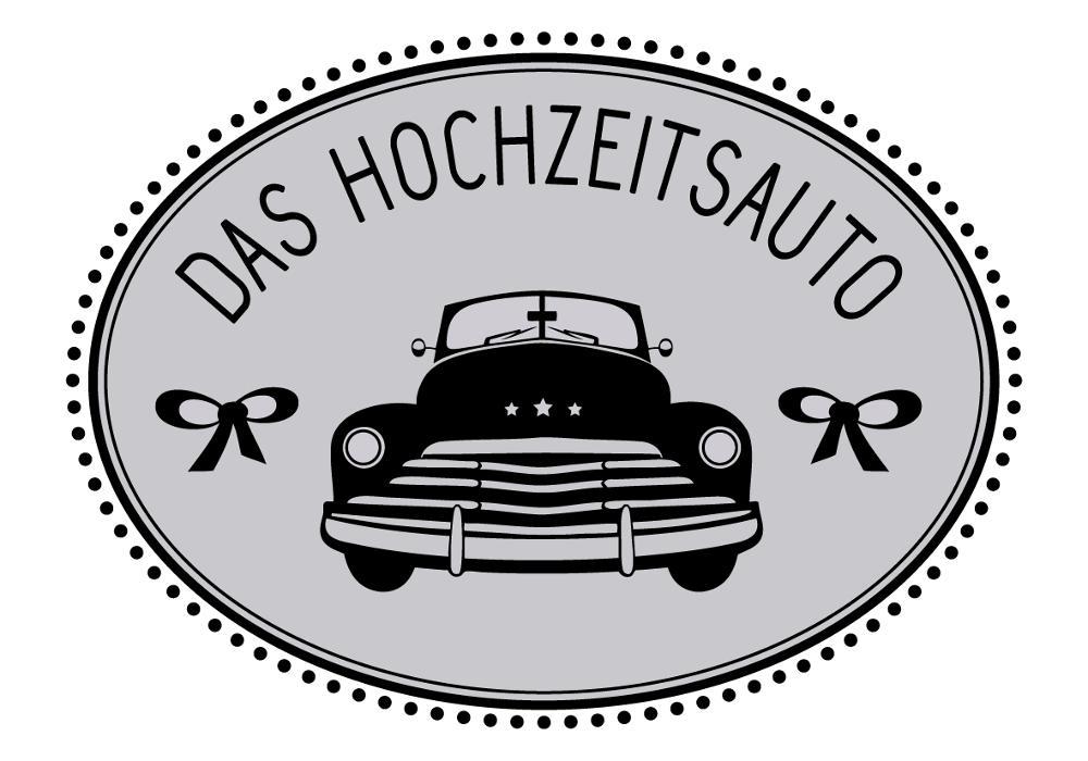 das Hochzeitsauto in Freiburg im Breisgau
