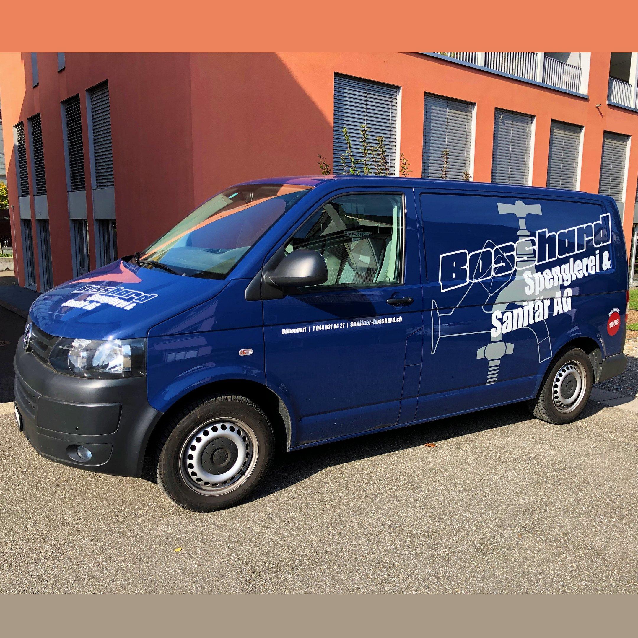 Bosshard Spenglerei & Sanitär AG