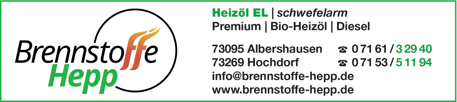 Brennstoffe Hepp GmbH