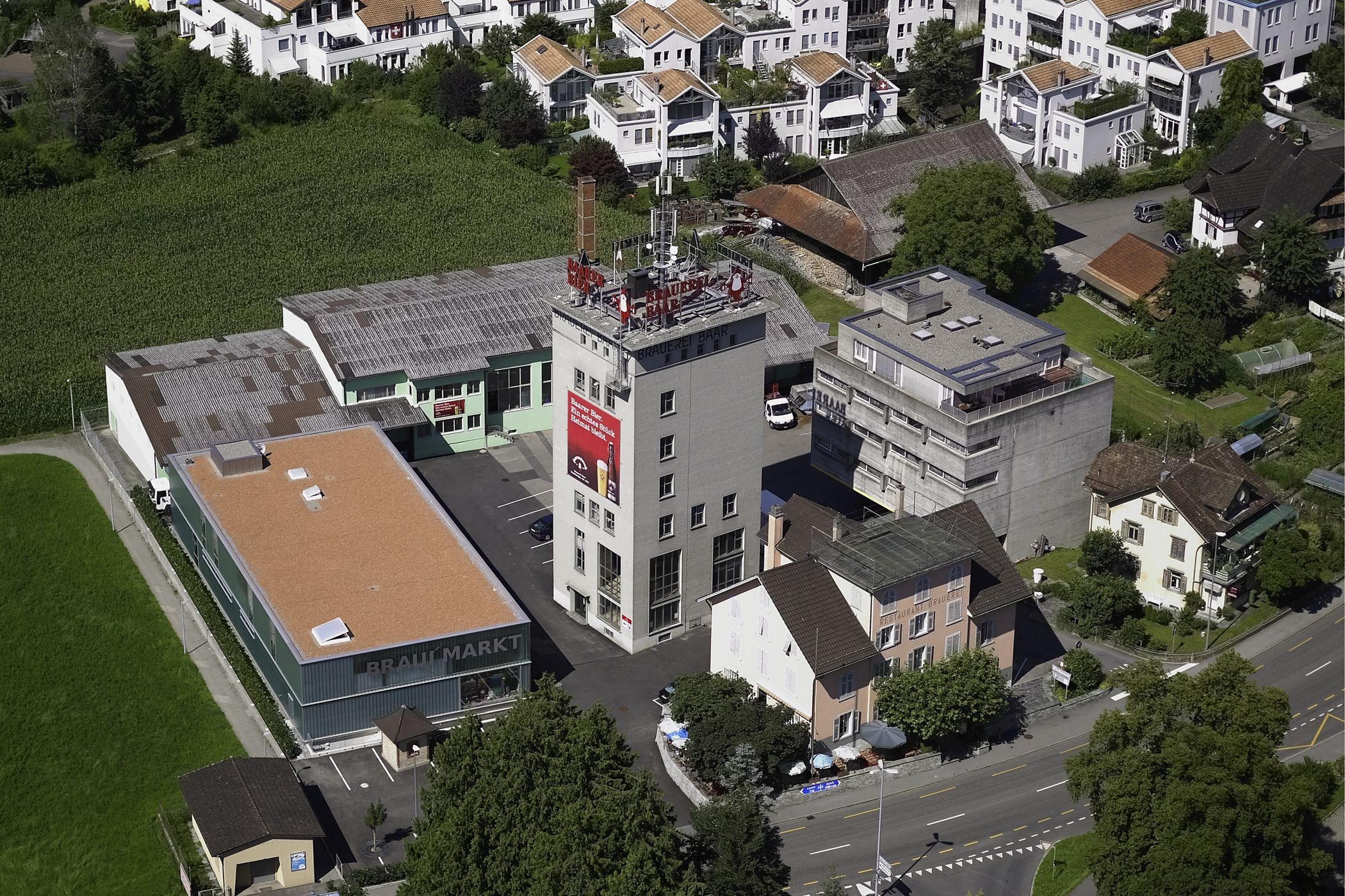 Brauerei Baar AG