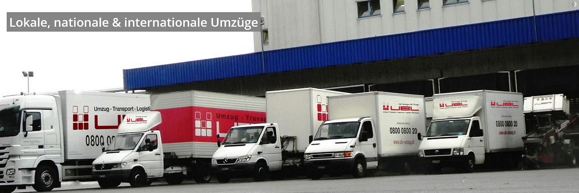UBL Umzug Logistik Management GmbH