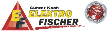 Fa. Elektro Fischer GmbH Logo