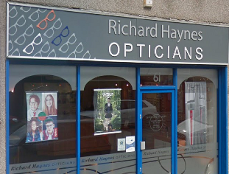Richard Haynes Opticians - Barrow-in-Furness, Cumbria LA14 1QD - 01229 812654 | ShowMeLocal.com