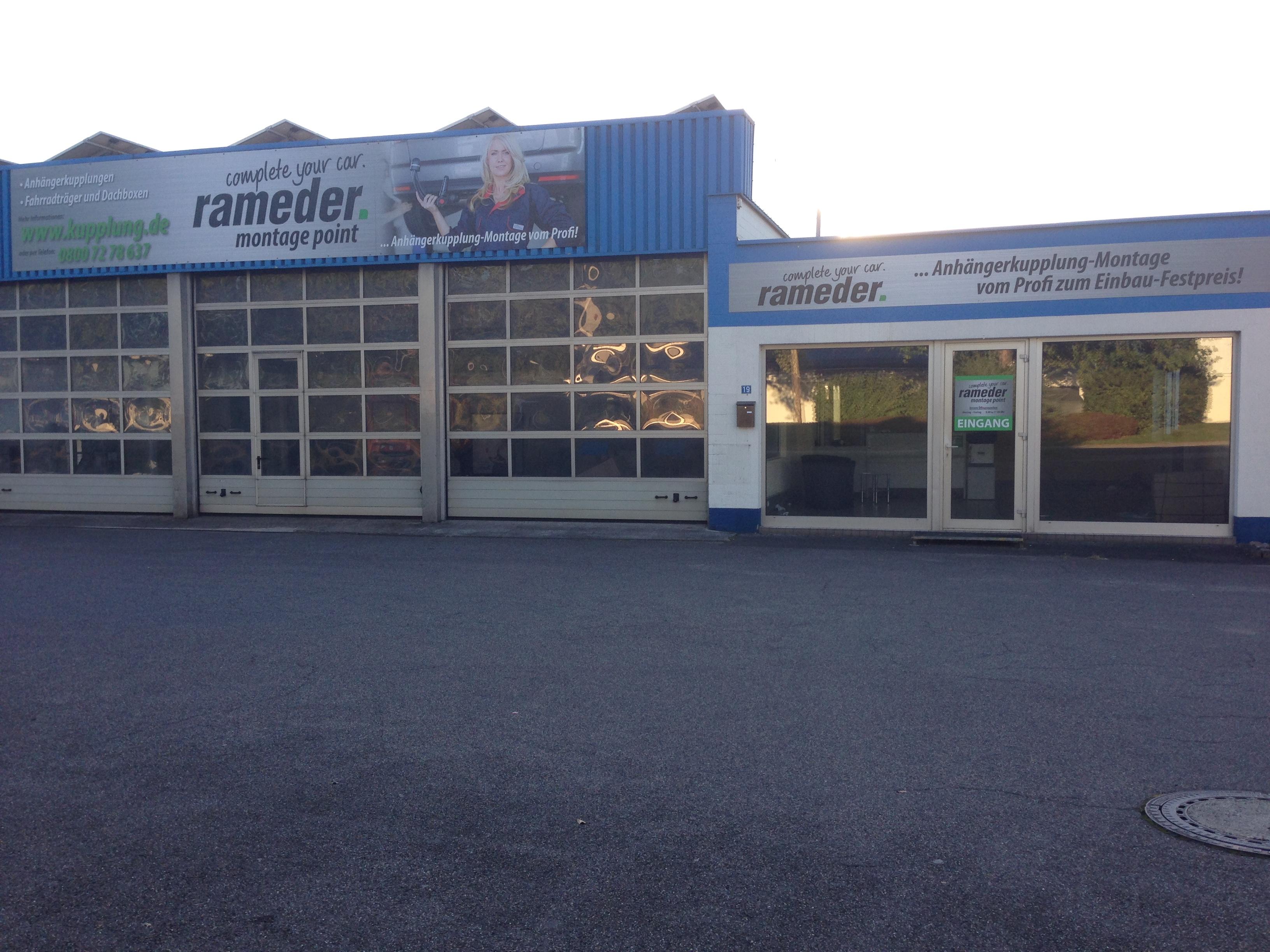Rameder Montagepoint Saarland