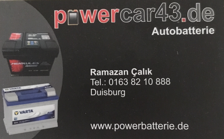 Powercar43