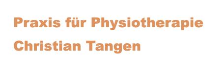 Praxis für Physiotherapie Christian Tangen