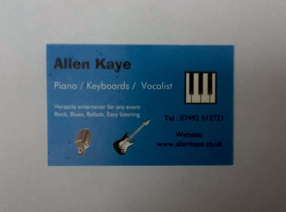 Allen Kaye Entertainment
