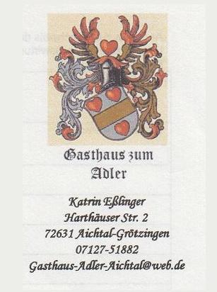 Gasthaus zum Adler