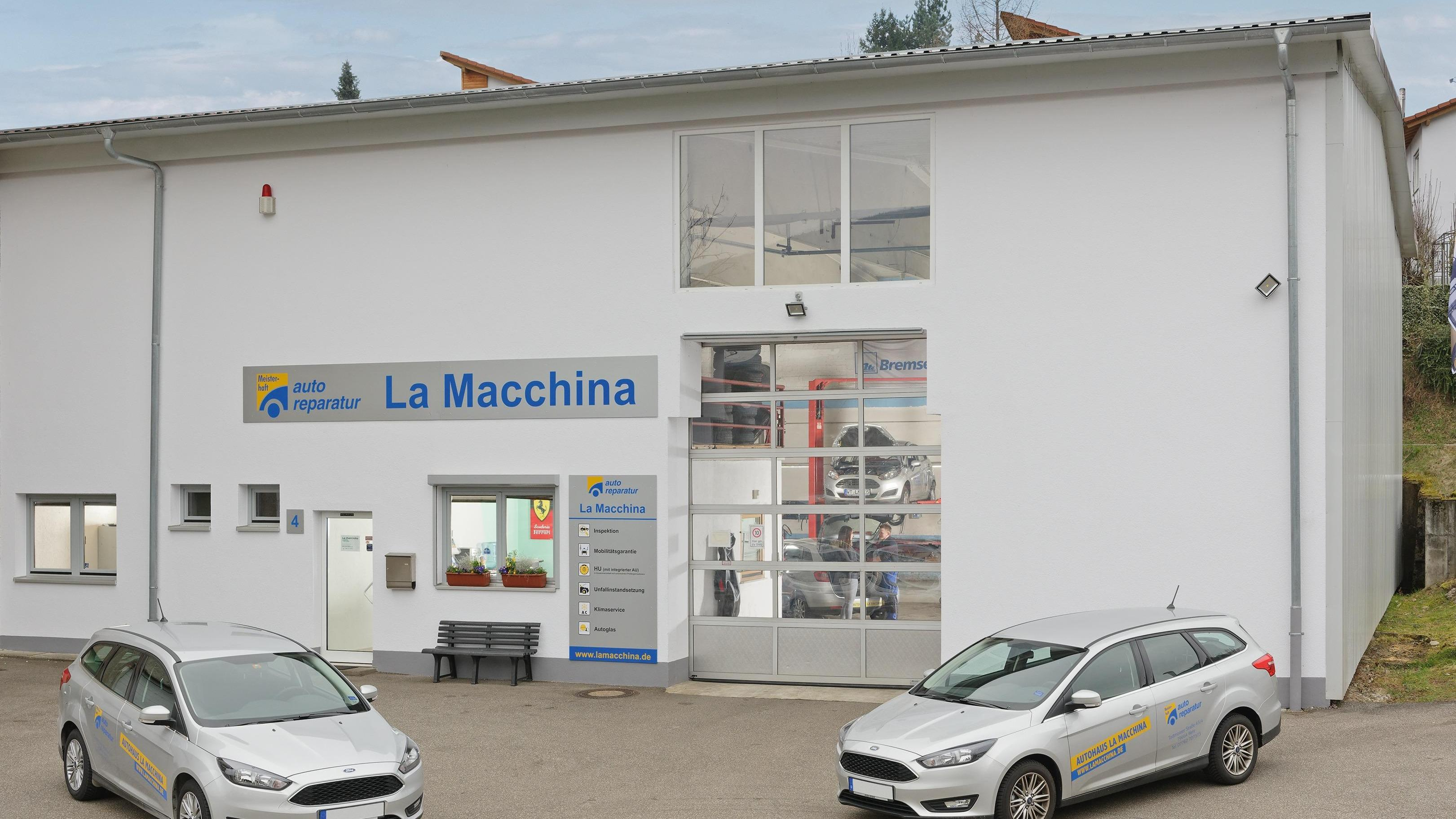 Bild der Autohaus La Macchina Inh. Stefan Tussing