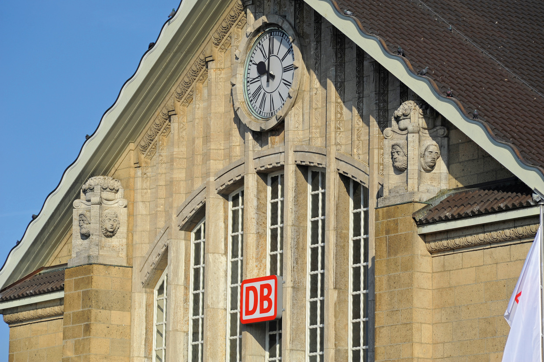Einkaufsbahnhof Darmstadt Hbf