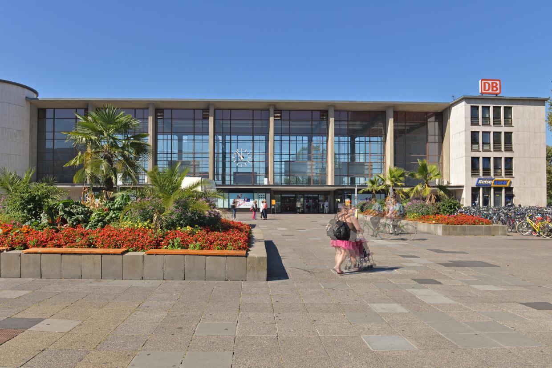 Einkaufsbahnhof Heidelberg Hbf