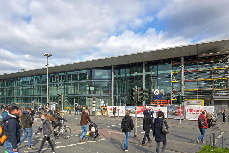 Einkaufsbahnhof Münster (Westf) Hbf
