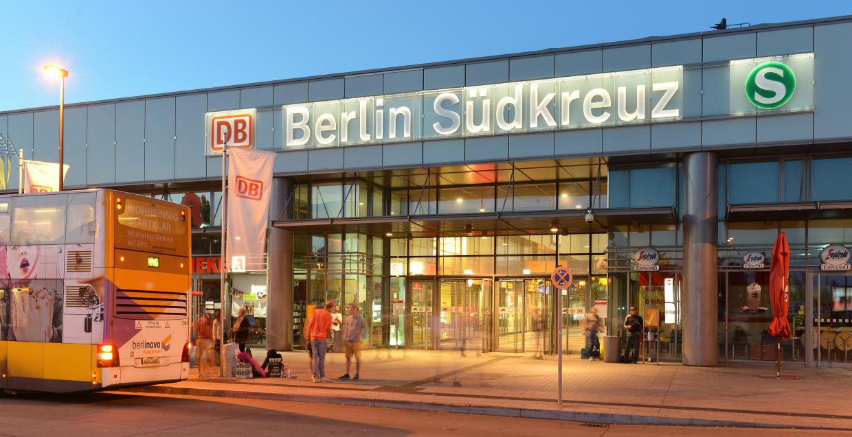 Einkaufsbahnhof Berlin Südkreuz