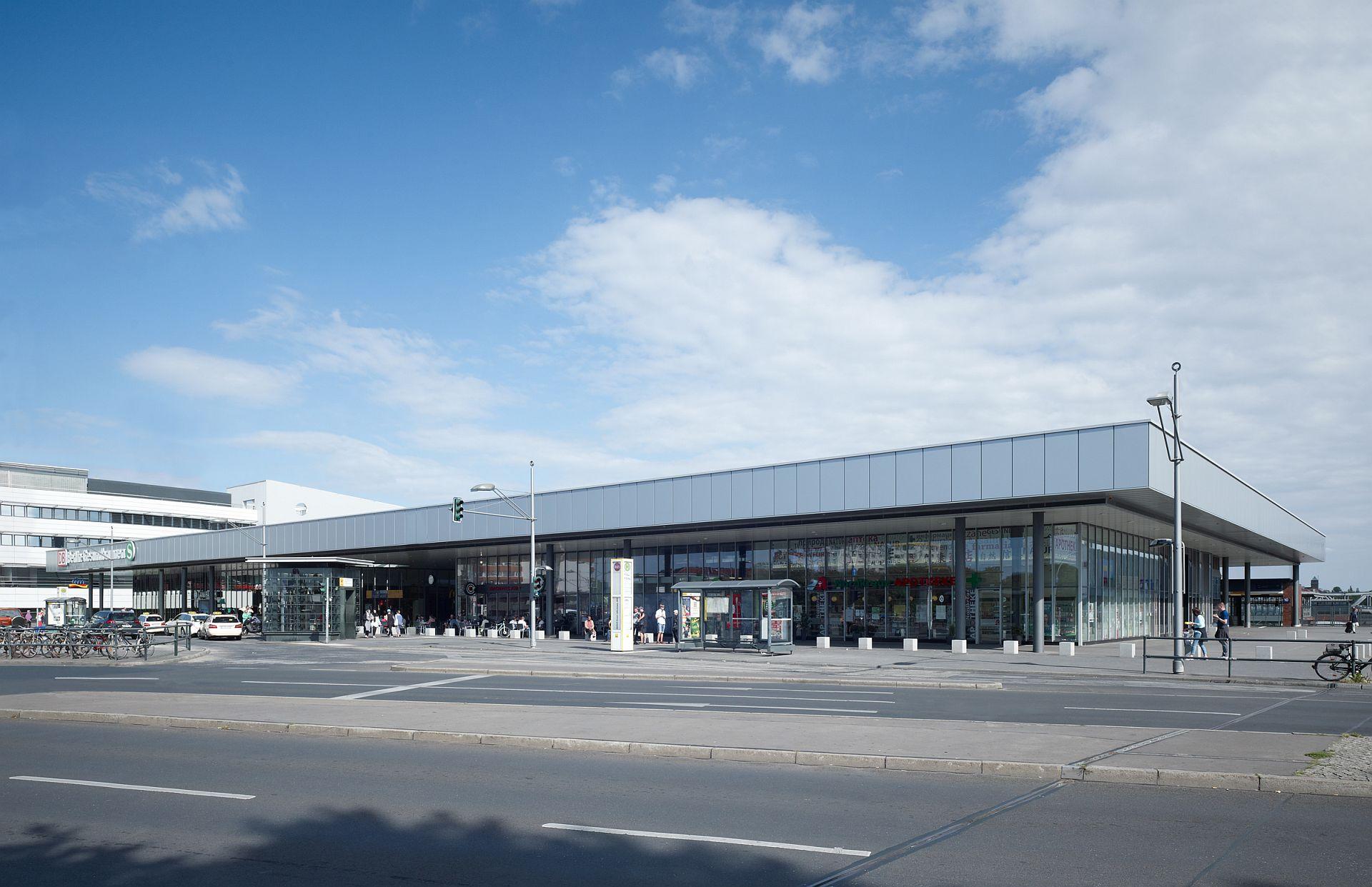 Einkaufsbahnhof Berlin Gesundbrunnen
