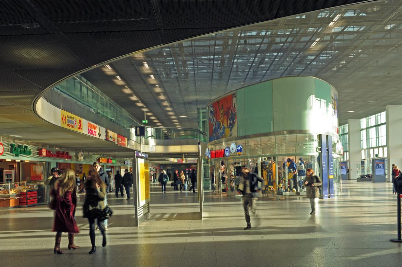 Einkaufsbahnhof Berlin Ostbahnhof