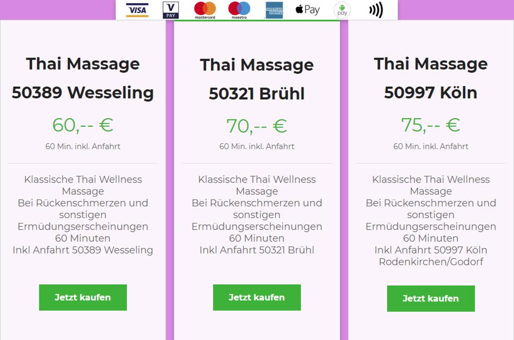 Tube film thai massage stockholm