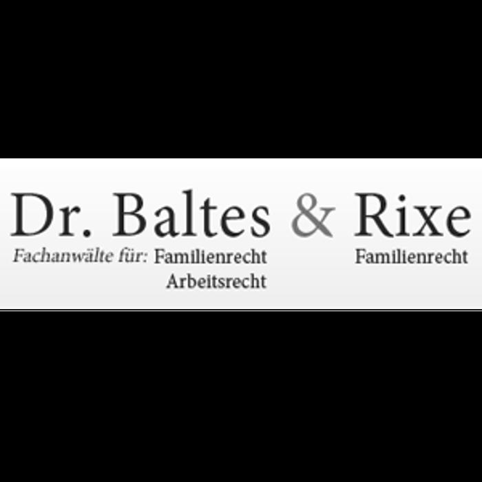Bild zu Dr. Joachim Baltes u. Georg Rixe Rechtsanwälte für Arbeits- und Familienrecht in Bielefeld
