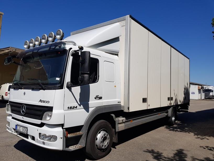 Sandus Flytt&Transport