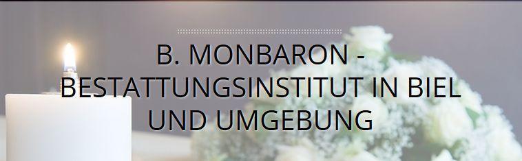 Monbaron Bestattungen