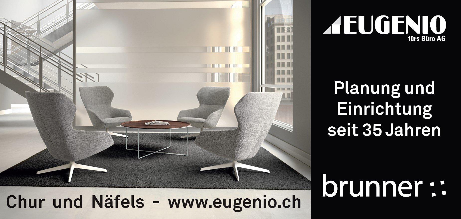 Eugenio fürs Büro AG