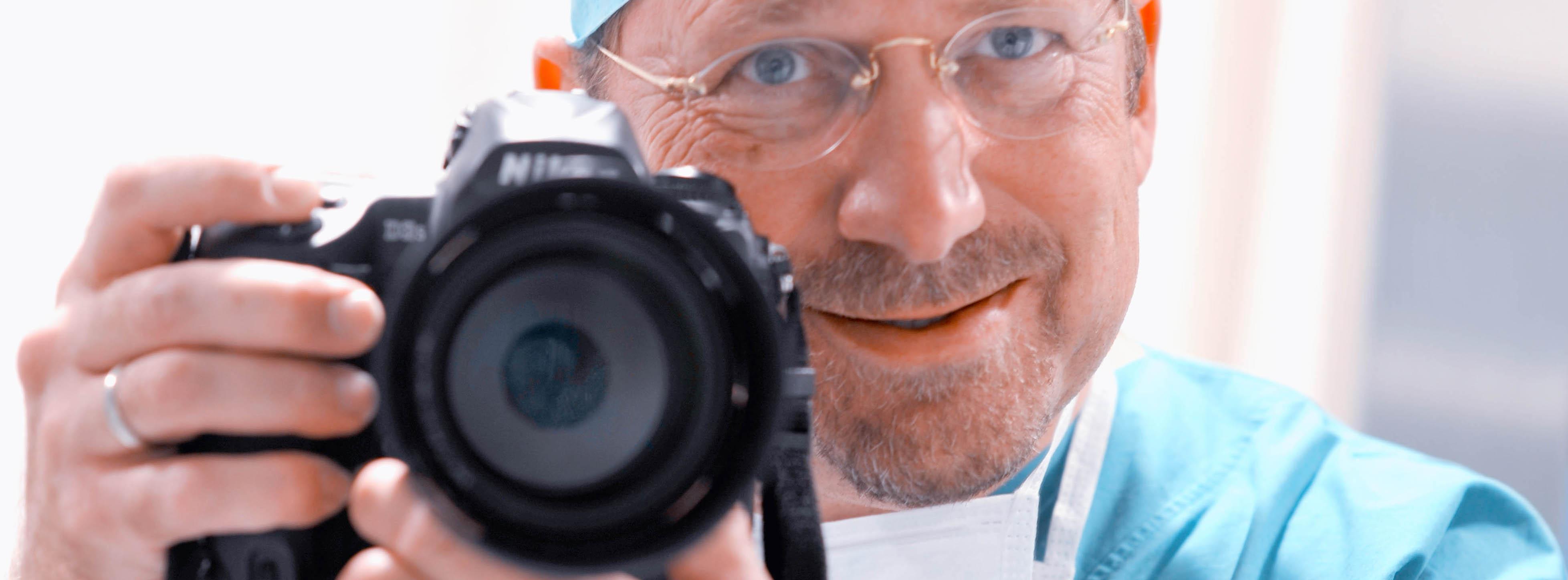 Medizinreporter André Berger