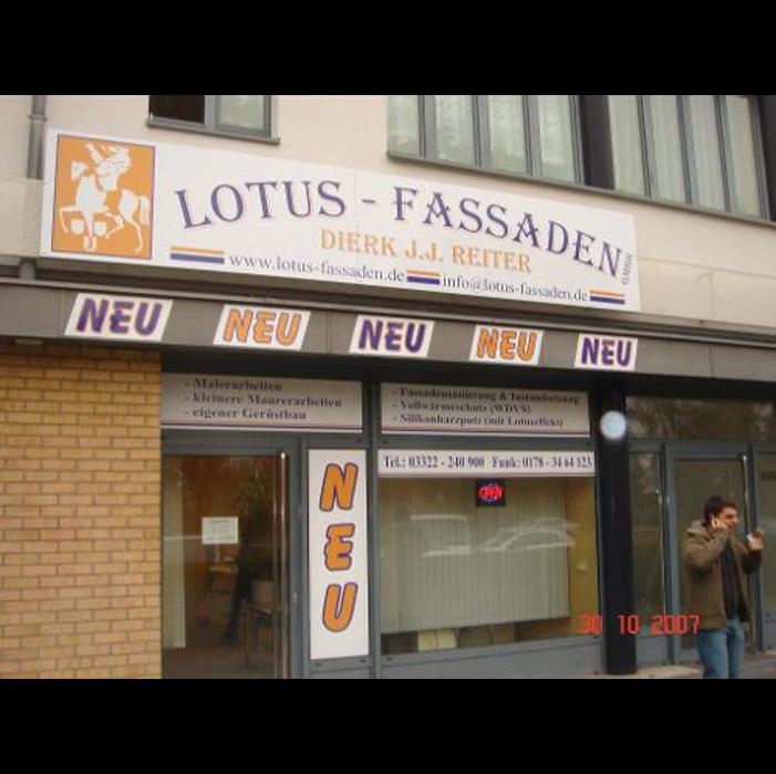 Bild zu Lotus Fassaden GmbH - Falkensee in Falkensee