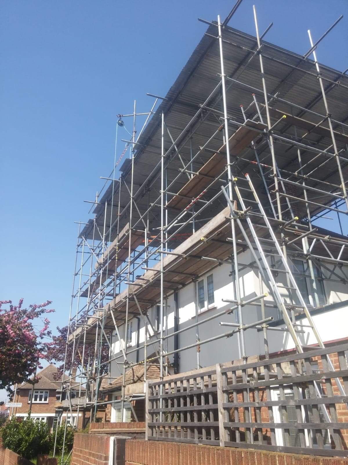 image of DJD Scaffolding Services