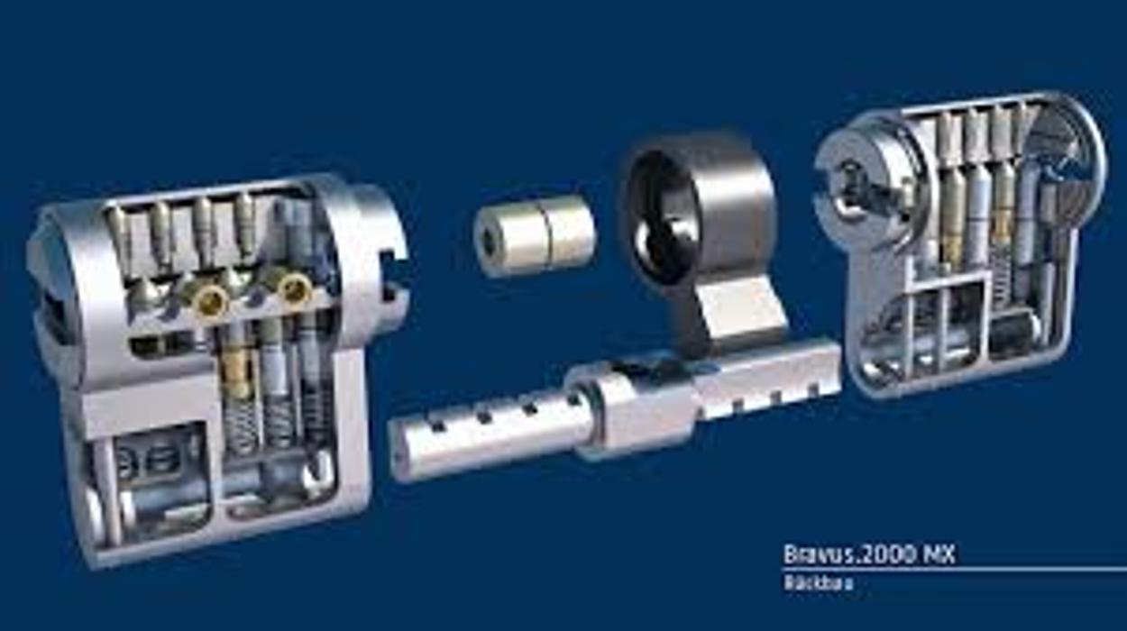 Bild zu DSG Sicherheitstechnik Schlüsseldienst Marl in Marl