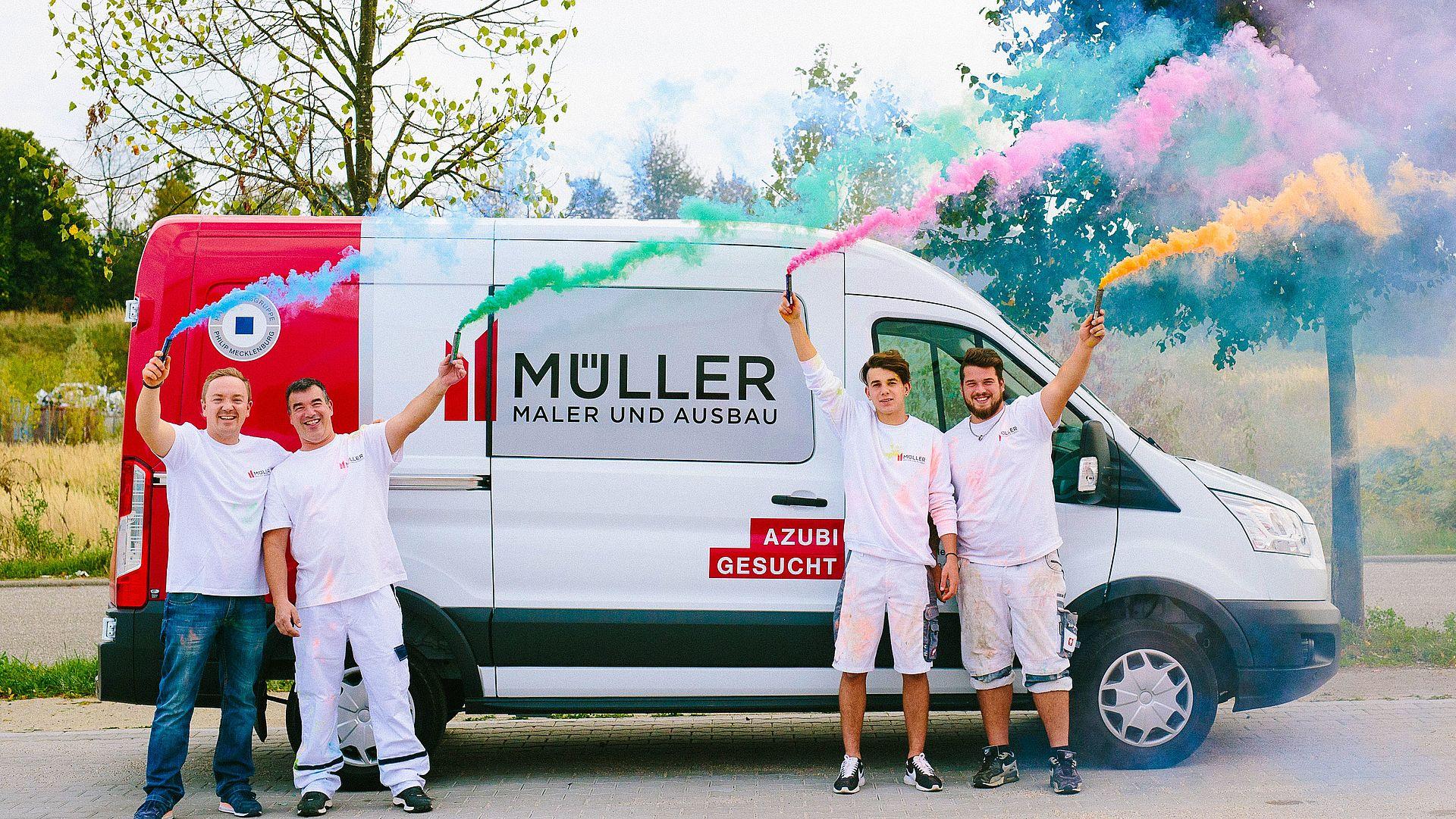 Fotos de Müller Maler und Ausbau GmbH