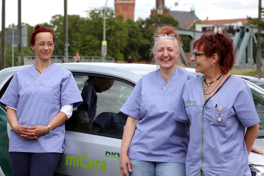miCura Pflegedienste Berlin GmbH