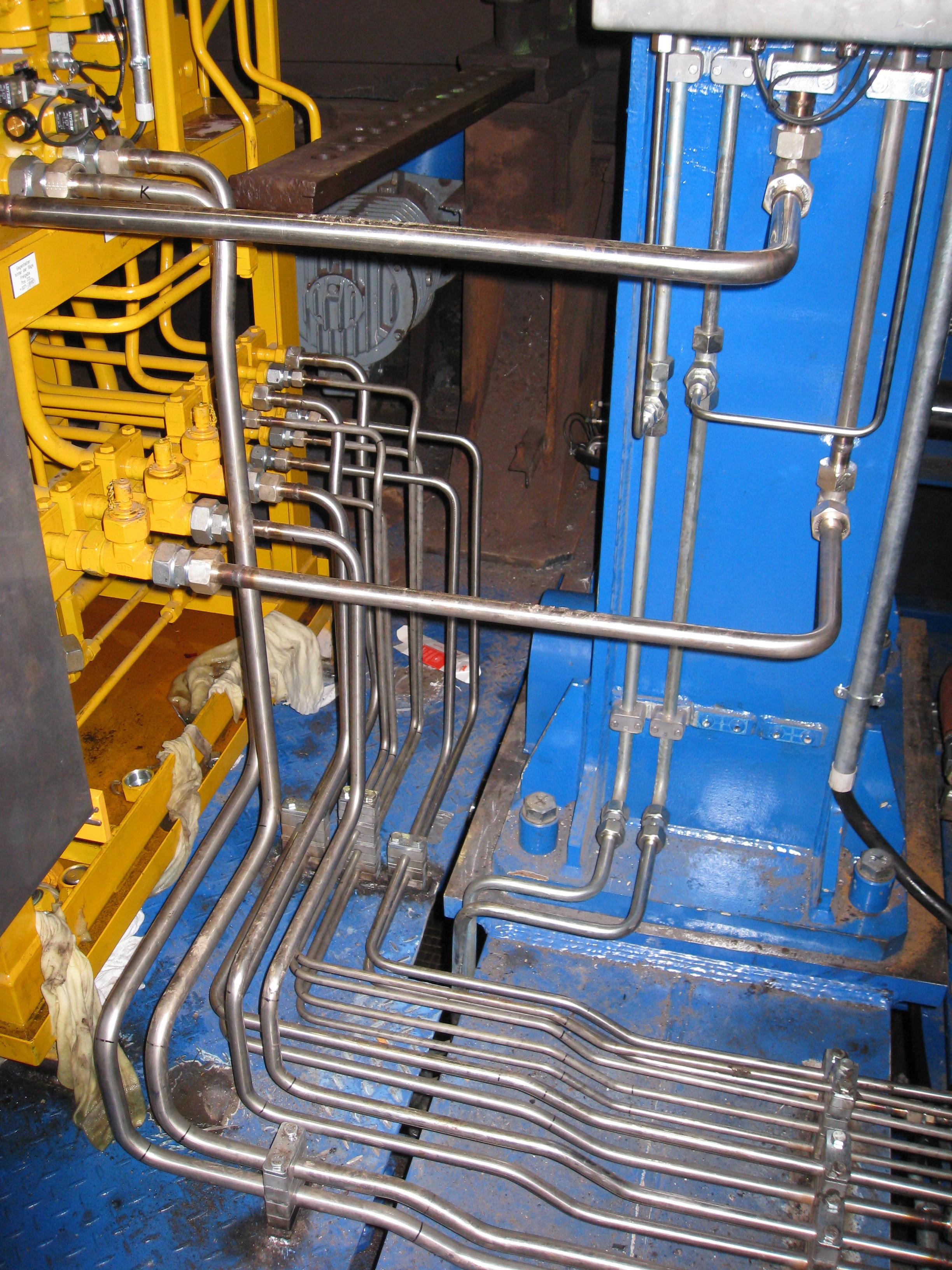 Industriehydraulik und Rohrleitungsbau GmbH M.Ricci