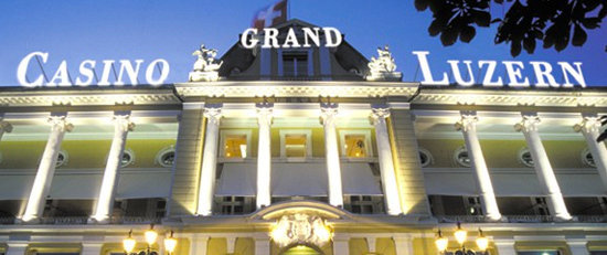 Grand Casino Luzern Panoramasaal