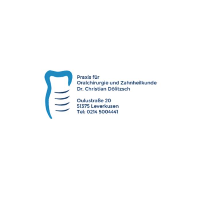 Bild zu Praxis für Oralchirurgie und Zahnheilkunde Dr. Christian Dölitzsch in Leverkusen