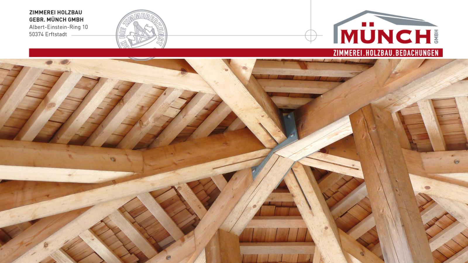 Zimmerei Holzbau Gebr. Münch GmbH